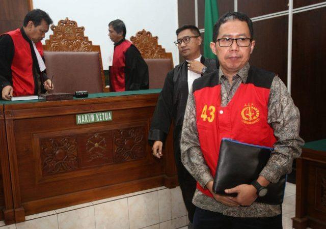 Sidang Perdana, Jokdri Tak Keberatan dengan Dakwaan JPU