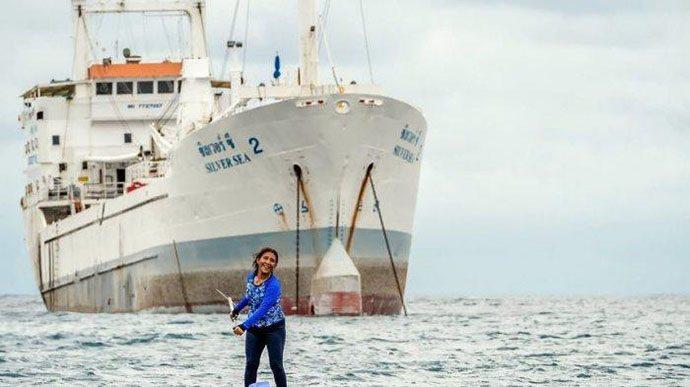 Menteri Susi: Kapal Asing Ilegal Harus Dimusnahkan