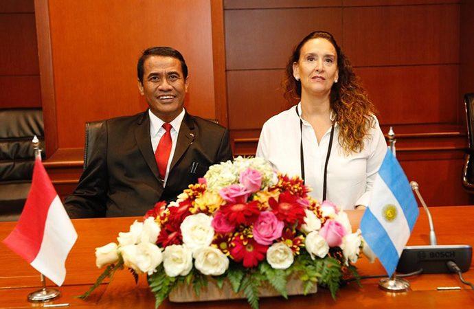 Indonesia Buka Akses Pasar Buah Tropis dan Rempah ke Argentina