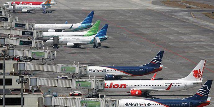 Penjualan Tiket Pesawat Masih Dominasi