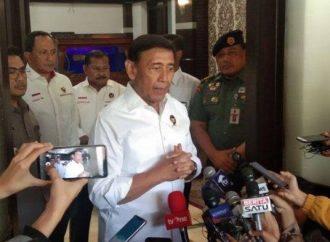 Jelang Sidang MK, Wiranto Akan Cegah Massa Masuk Jakarta