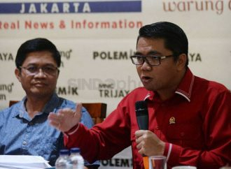 PDIP Dukung Jokowi Buat Koalisi Gemuk
