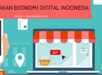 Pengembangan Ekonomi Digital Butuh Kolaborasi
