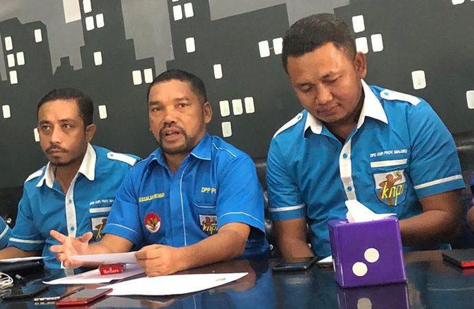 DPD KNPI Dukung Langkah Gubernur Wujudkan Maluku Bermartabat