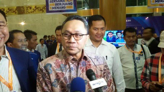 Julhas Ajak Umat Islam Bersatu Dukung Jokowi