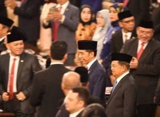 Jokowi: Menteri yang Tak Serius Bekerja Akan Dicopot