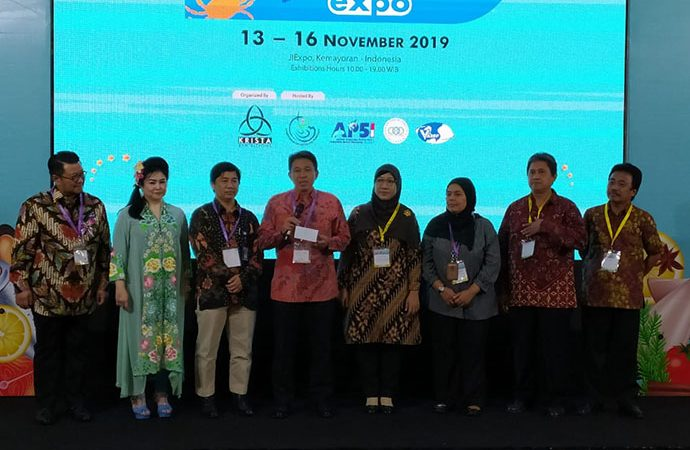 Produk Perikanan Nasional Jadi Primadona di Ajang Seafood Show of Asia 2019