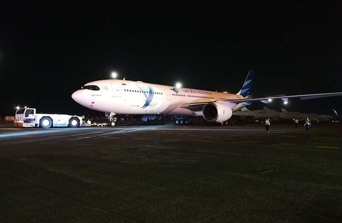 Garuda Operasikan Airbus A330-900 Neo Pertama