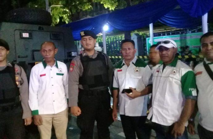 FPMM Ikut Amankan Malam Natal di Jakarta