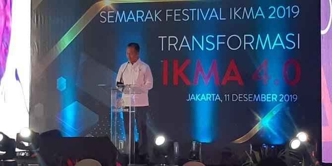 Kemenperin Kembali Gelar Semarak Festival IKMA 2019