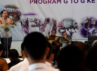 Plt Kepala BNP2TKI Melepas 128 PMI ke Korea Selatan