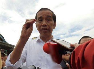 Presiden Jokowi dan Rombongan Lakukan Kunjungan Kerja ke Natuna