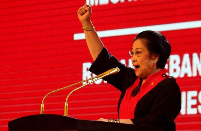 Soal Natuna, Megawati Dukung Sikap Jokowi