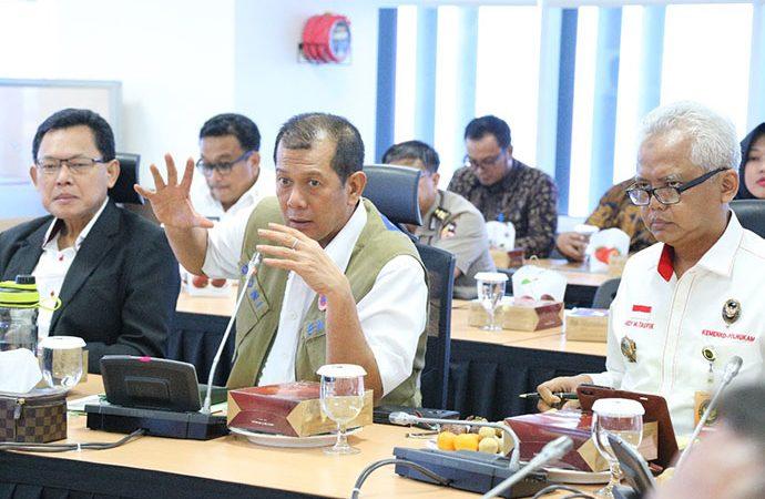 BNPB Siap Dukung Penuh Upaya Pemerintah Antisipasi Virus Corona