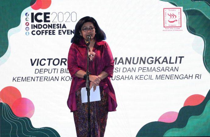 ICE 2020 Bakal Jadi Ajang Promosi Strategis Produk Kopi Nasional