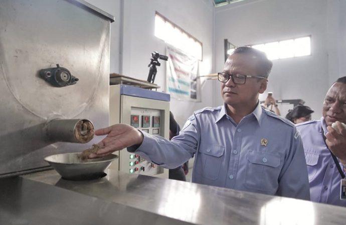 Kembangkan Industri Benih Ikan, KKP Gunakan Teknologi RAS