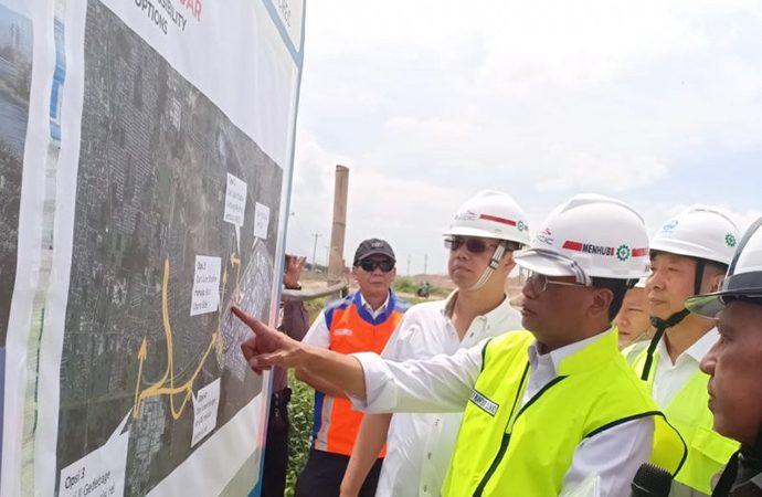 Menhub: Jalur Kereta Cepat Jakarta-Bandung Bakal Sampai Surabaya