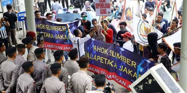 Sejumlah Elemen Desak KPK Lanjutkan Proses Hukum Ahok