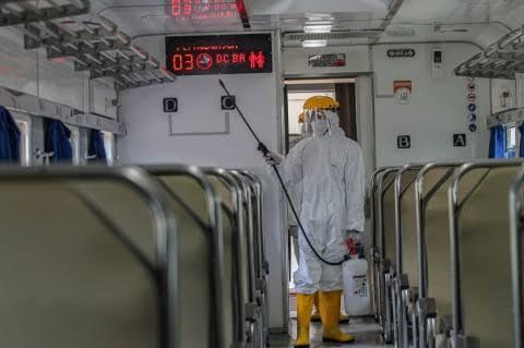 Cegah Penyebaran Virus Corona, 19 Kereta Jauh Dibatalkan