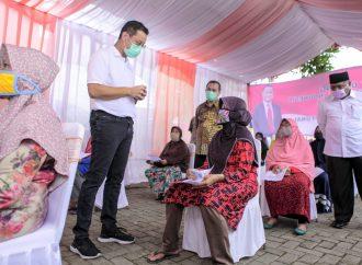 102.727 Warga Kabupaten Tangerang Terima Bansos Tunai
