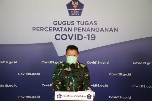 Gugus Tugas COVID-19 Sudah Distribusikan 1.492.150 APD
