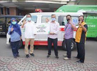 Bantu Penanganan Covid-19, Pegadaian Kembali Bantu Ambulan dan Peralatan Medis