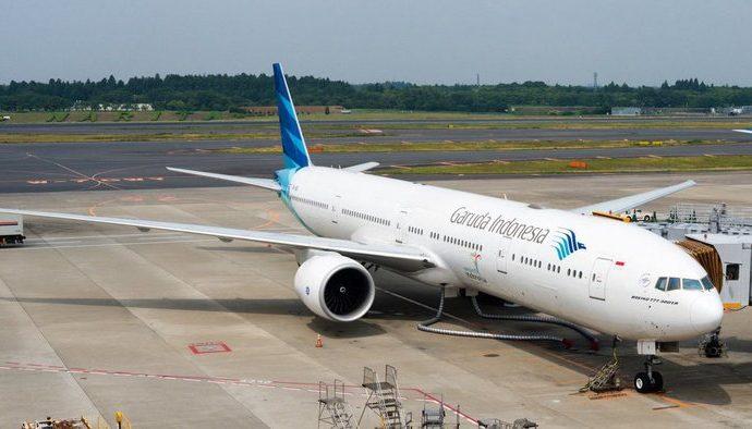 Kemenkeu Bakal Bantu Cari Solusi Utang Jatuh Tempo Garuda Indonesia