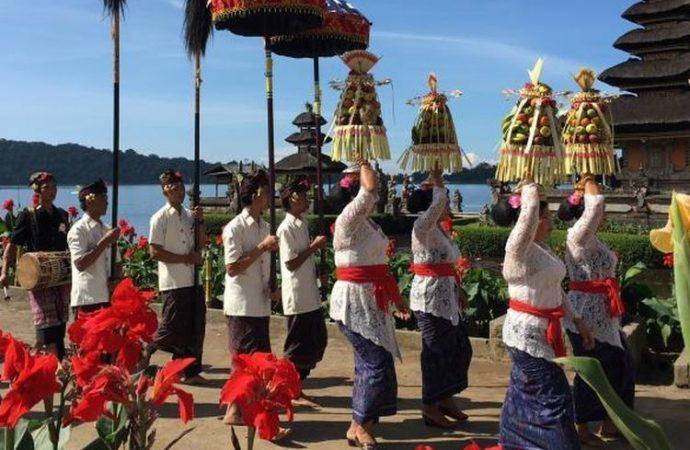 Kunjungan Wisman Periode April 2020 Jadi Catatan Terburuk Indonesia
