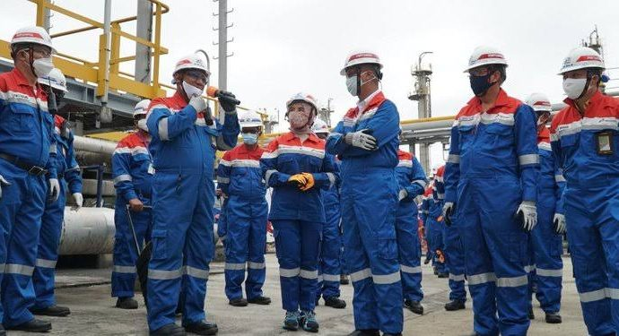 Kinerja Operasional Pertamina Semester Kedua 2020 Menuju Tren Positif