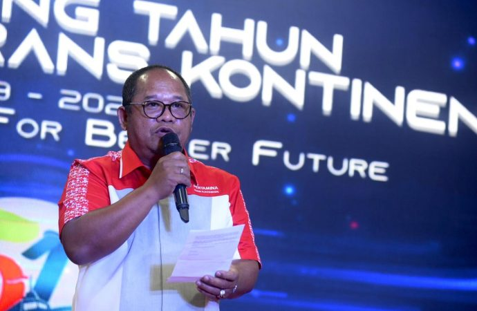 Rayakan HUT ke 51 Tahun, PTK Launching Branding Transko