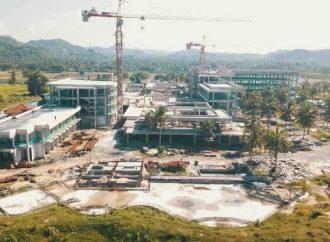 Jadikan Wisata Unggulan, Pemerintah Genjot Proyek Infrastruktur di Mandalika