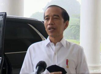 Jokowi Tegaskan, Tidak Akan Melindungi Yang Terlibat Korupsi