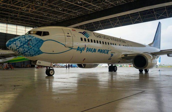 Garuda Indonesia Komitmen Selesaikan Restrukturisasi Utang Kepada AP 1, AP 2 Hingga Pertamina