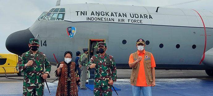 Bantu Gempa Sulbar, Kemensos Kirim Logistik Dari Regional Makassar Pagi Ini