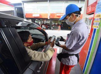 Pertamina Catat Peningkatan Konsumsi Perta Series di Sebagian Wilayah Jakarta