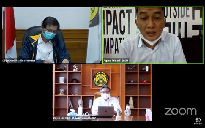 45 Perusahaan Produsen Batu Bara Sampaikan Komitmen DMO Ke Pemerintah