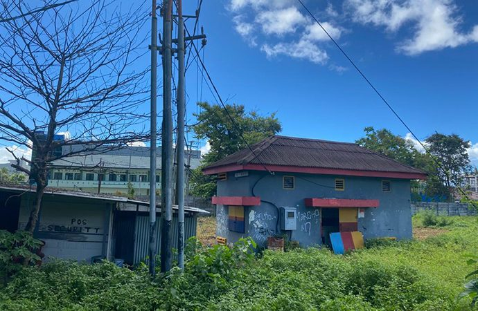 Duh, SHGB Lahan Ex Hotel Anggrek Milik PLN Di Kota Ambon Ternyata Kadaluarsa