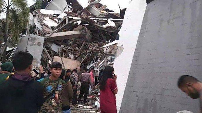 (Update) 34 Korban Meninggal Dunia Akibat Gempa di Majene