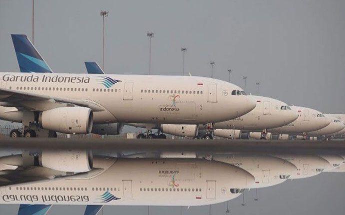 Ini Strategi Garuda Indonesia Gaet Penumpang Di HUT Ke 72