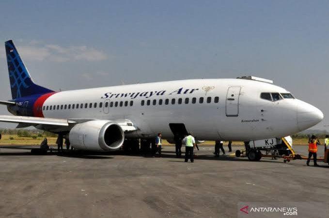 Basarnas: Tak Ada Sinyal Darurat Pasca Sriwijaya Air SJY182 Hilang Kontak
