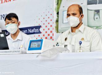 KAI Bakal Gunakan GeNose C19 Untuk Deteksi Virus Dengan Biaya Lebih Murah