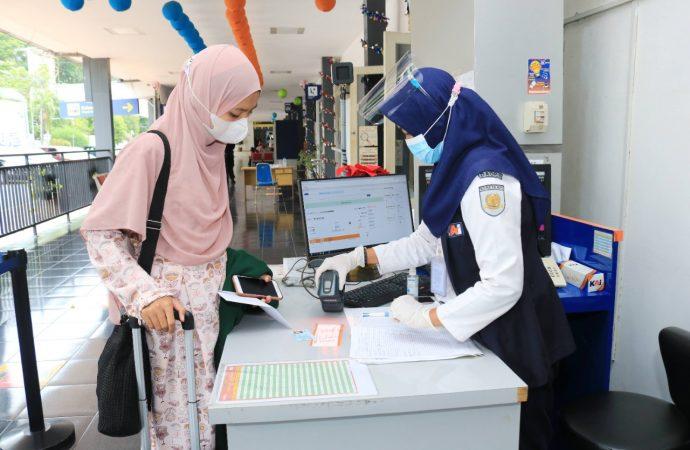 Penumpang KAI Masih Diwajibkan Sertakan Hasil Tes Rapid Antigen / PCR