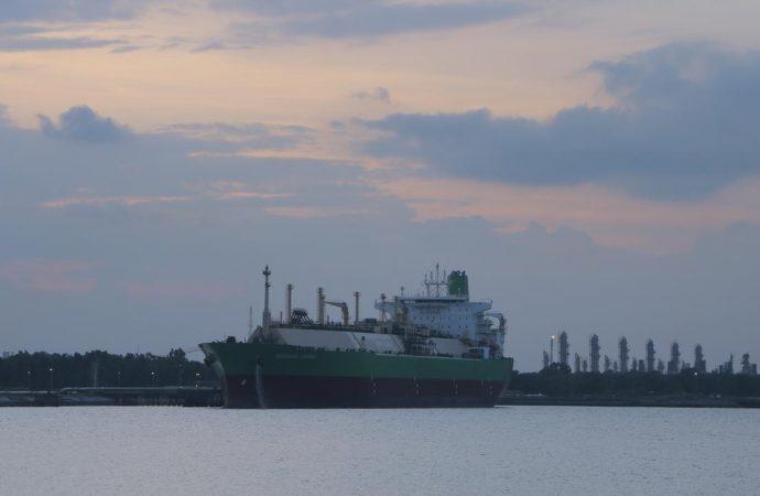 Perta Arun Gas Sukses Lakukan Ekspor Perdana LNG Dari PLB Arun