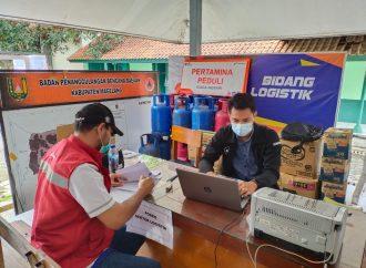 Pertamina Peduli Distribusi Bantuan Siaga Merapi di Magelang