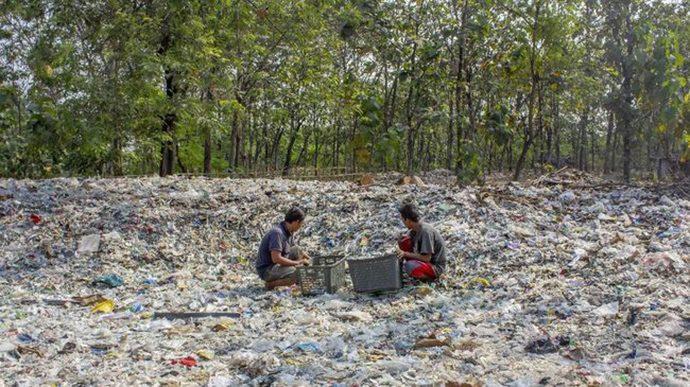 KLHK Sebut 72 Persen Masyarakat Tidak Peduli Dengan Sampah