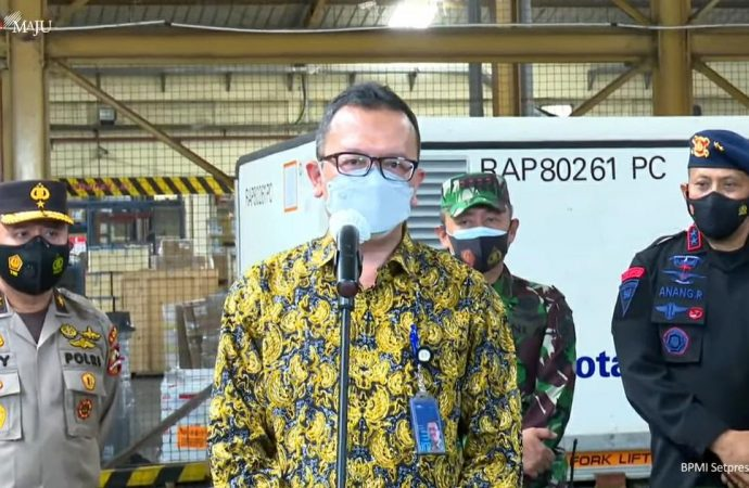 Bahan Baku Vaksin Dari Sinovac Sudah Mulai Diproduksi Bio Farma
