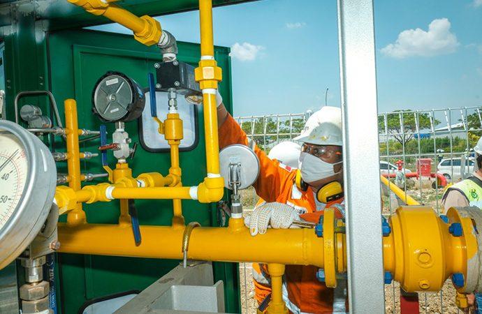 PGN Siap Pasok Gas Industri Untuk KITIC dan Kawasan Industri GIIC Deltamas