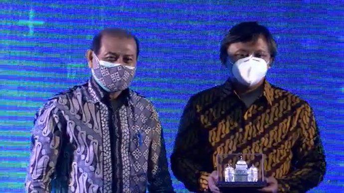 PLN Sabet Penghargaan Mitra Investasi Terbaik 2020 dari BPKH RI
