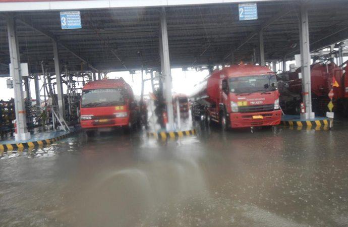 Pertamina: Banjir Semarang Tak Ganggu Layanan dan Fasilitas Operasional