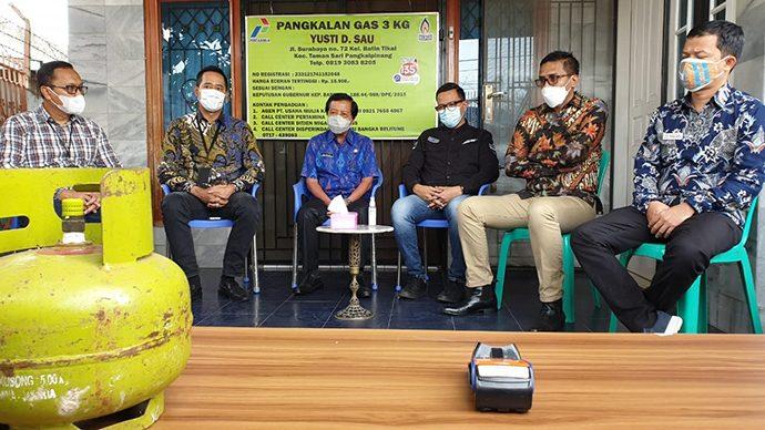 Pertamina dan Pemprov Babel Tingkatkan Pengawasan Distribusi LPG di Pangkalan